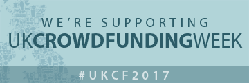Proud Supporter of UK Crowdfunding Week 2018