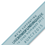 Proud Supporter of UK Crowdfunding Day 2015